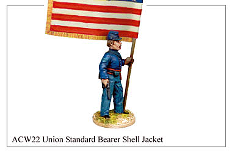 ACW022 - Union Standard Bearer Shell Jacket