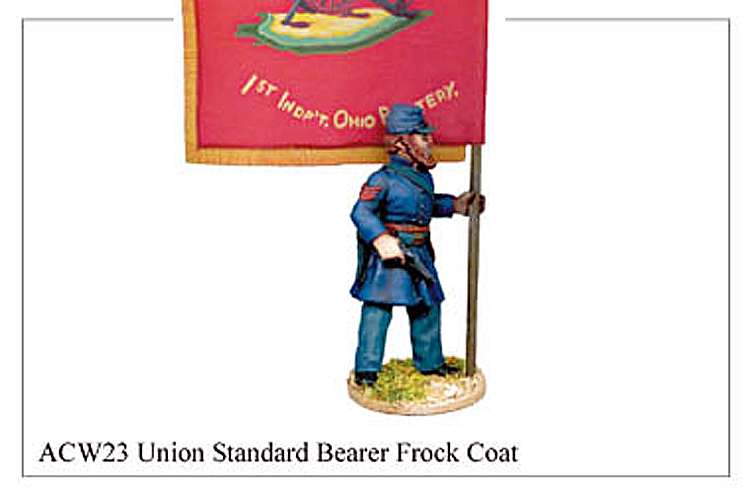 ACW023 - Union Standard Bearer Frock Coat
