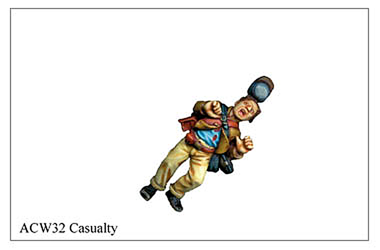ACW032 - Casualty 1
