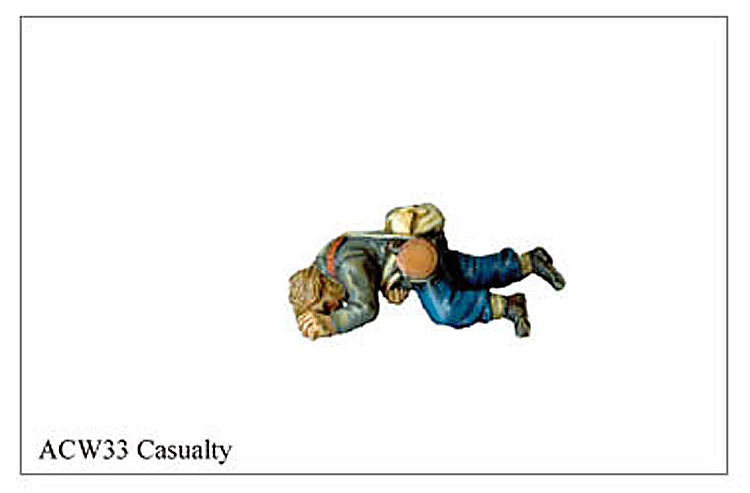 ACW033 - Casualty 2