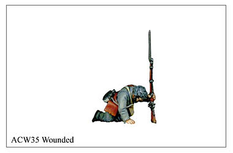 ACW035 - Wounded