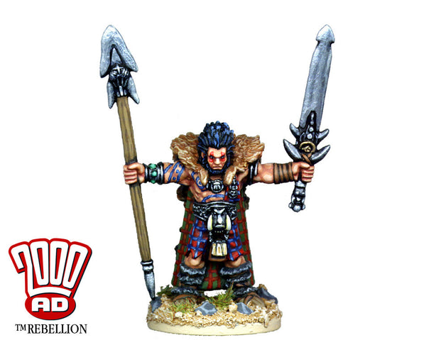 AD04 - Warrior Slaine