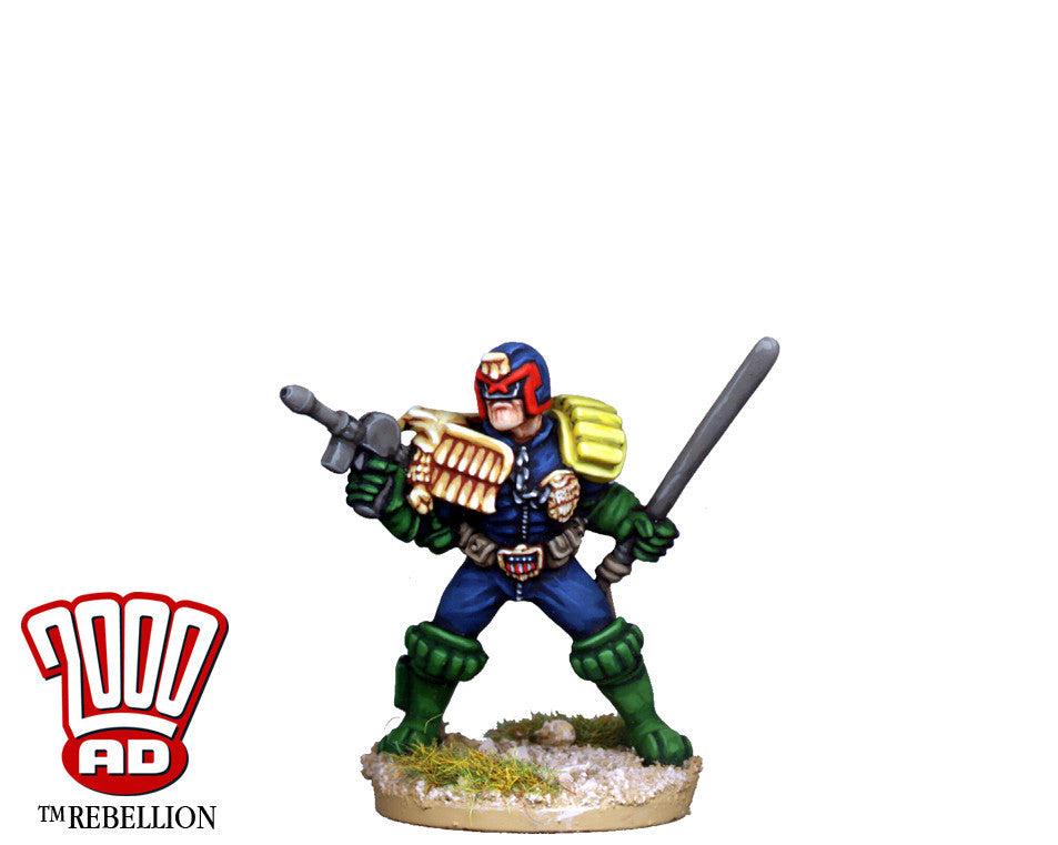 AD68 - Judge Dredd 2 with Day Stick