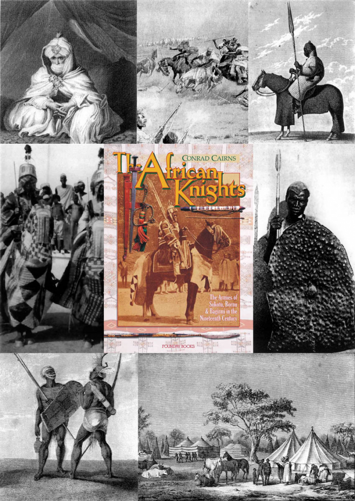 Armies of the 19th Century: Africa - THE AFRICAN KNIGHTS