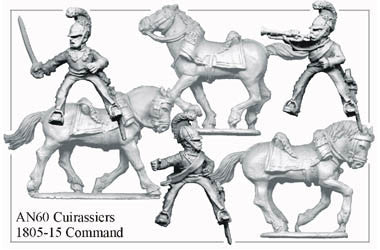 AN060 Cuirassiers 1805-15 Command