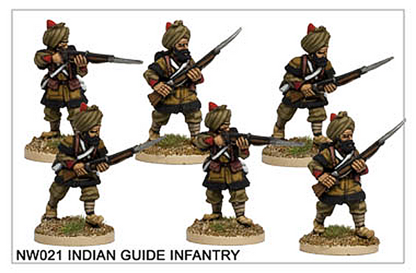 NW021 Guide Infantry