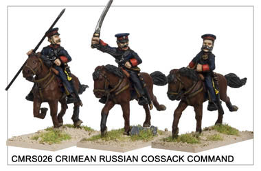 CMRS026 Cossack Command