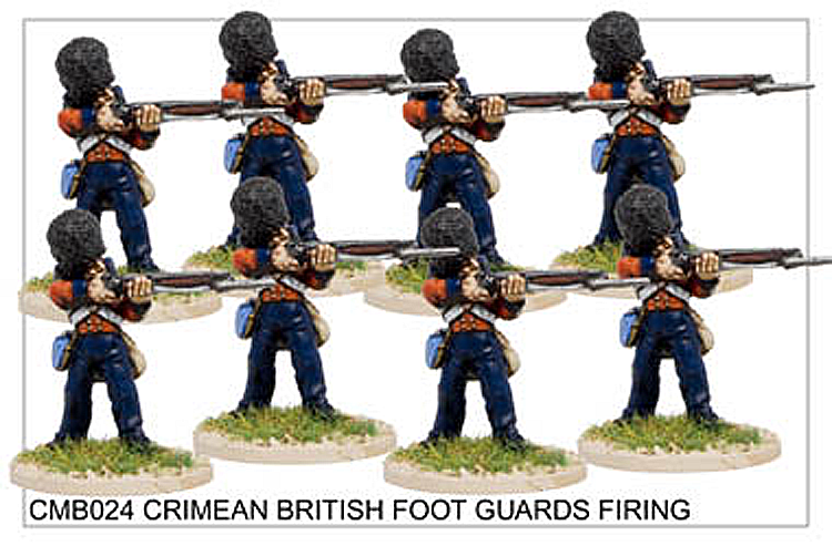 CMB024 Foot Guards Firing