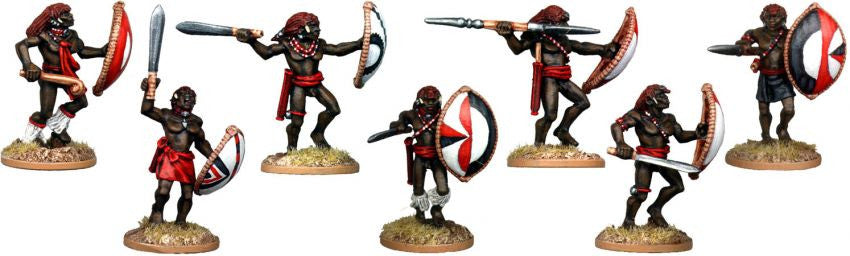 DA115 - Masai Warriors Two