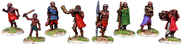 Darkest Africa: Masai Warriors – WargamesFoundry
