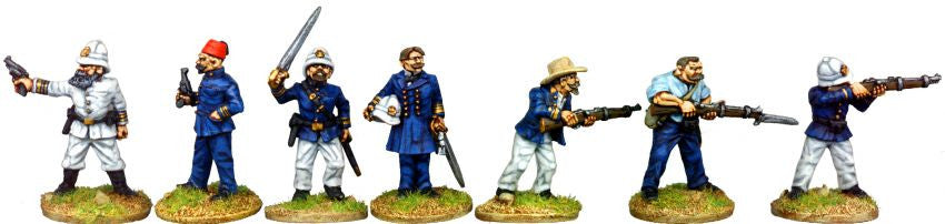 DA033 - Dastardly Belgian Officers