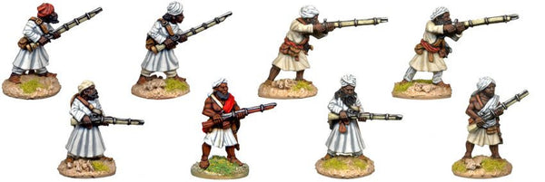 DA054 - Indian Baluchi Matchlockmen