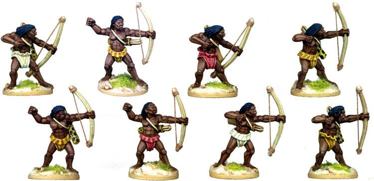 DA085 - Tribal Archers