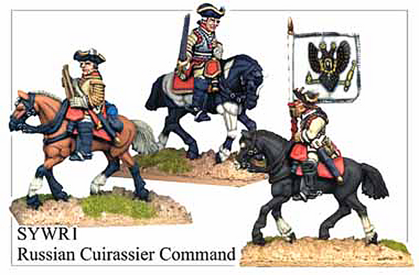 SYWR001 Russian Cuirassier Command