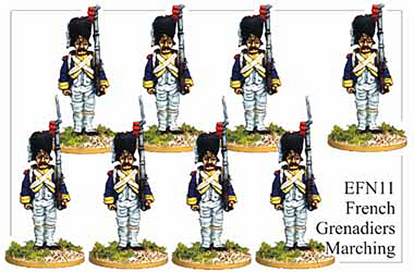 EFN011 Grenadiers Marching
