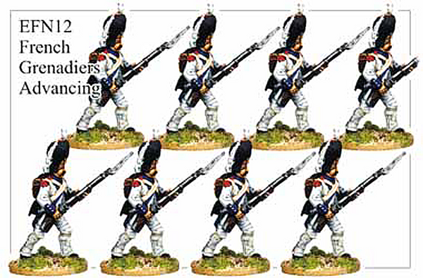 EFN012 Grenadiers Advancing