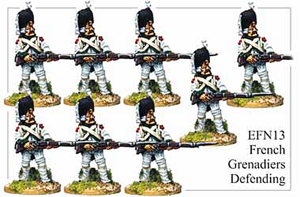 EFN013 Grenadiers Defending