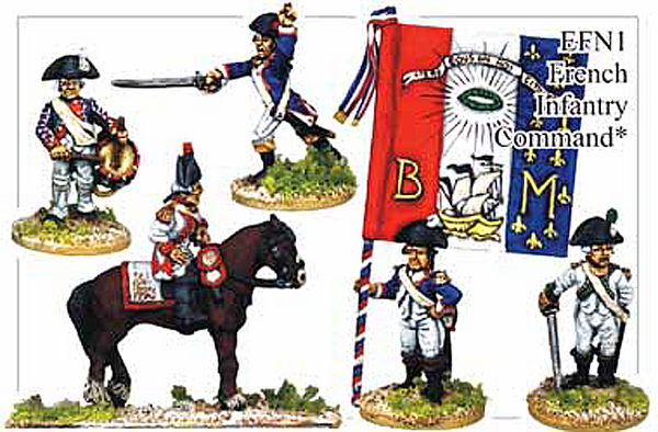 EFN001 Infantry Command