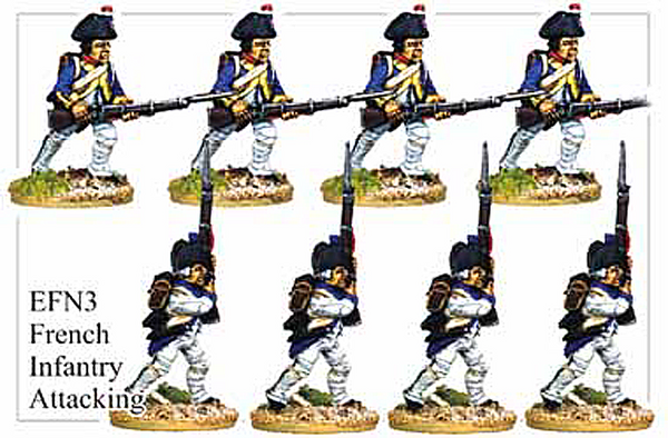 EFN003 Infantry Attacking