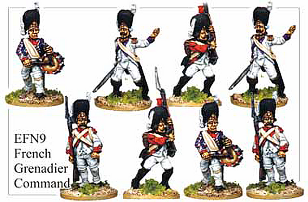 EFN009 Grenadier Command