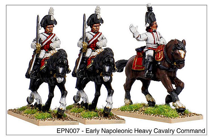 EPN007 Heavy Cavalry Command