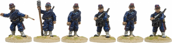 FPF055 French Artillery Crew