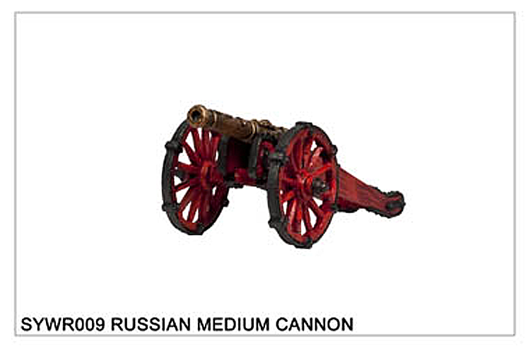 SYWR009 Medium Russian Cannon