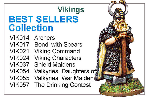 BCVIK006 - Viking Best Sellers Collection