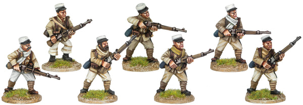FFL001 - French Foreign Legion