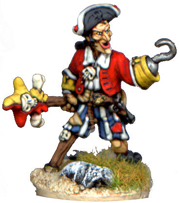 Pirate Paint Set With Free Pirate Jester