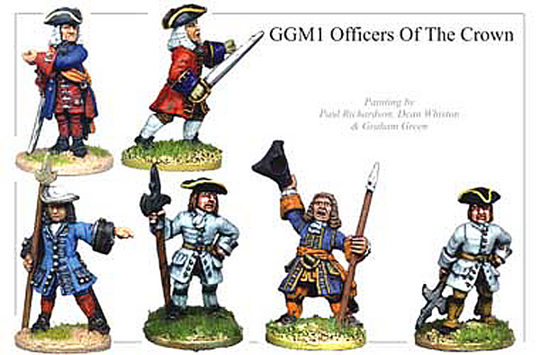 GGM001 - Officers of the Crown