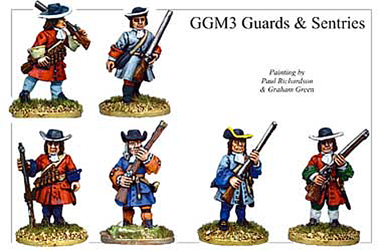 GGM003 - Guards and Sentries