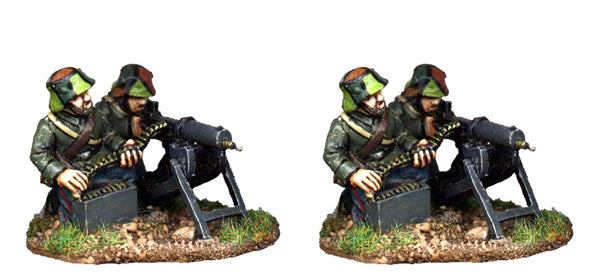 GWG011 - German Maxim Machine Gun Crews