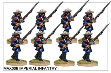MAX008 Imperial Infantry