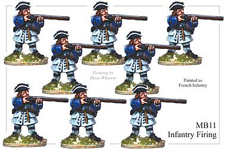 MB011 - Infantry Firing