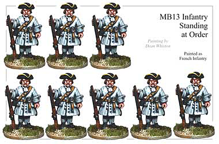 MB013 - Infantry Standing