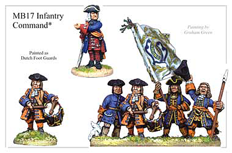 MB017 - Infantry Command