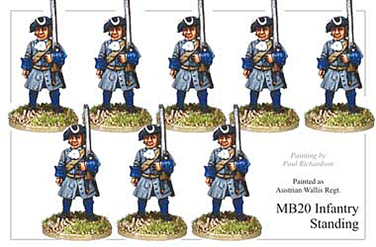 MB020 - Infantry Standing