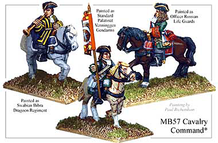 MB057 - Cavalry Command