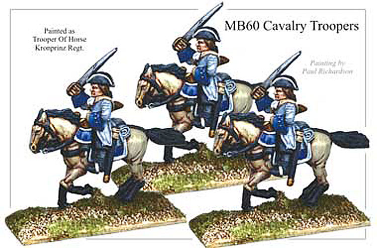 MB060 - Cavalry Troopers
