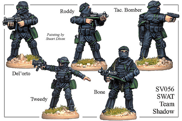 SV056 - Swat Team Shadow