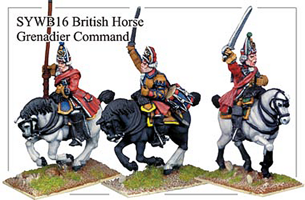 SYWB016 - British Horse Grenadier Command