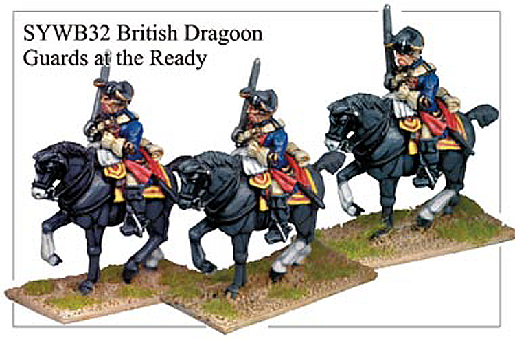 SYWB032 - British Dragoon Guards