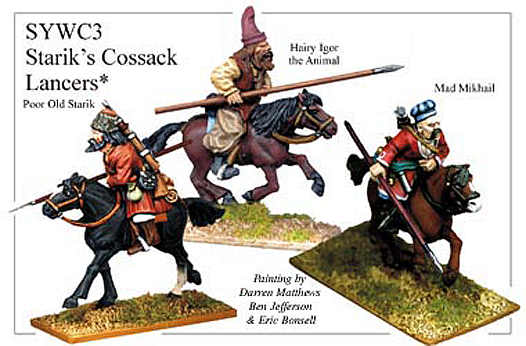 SYWC003 - Stariks Cossack Lancers