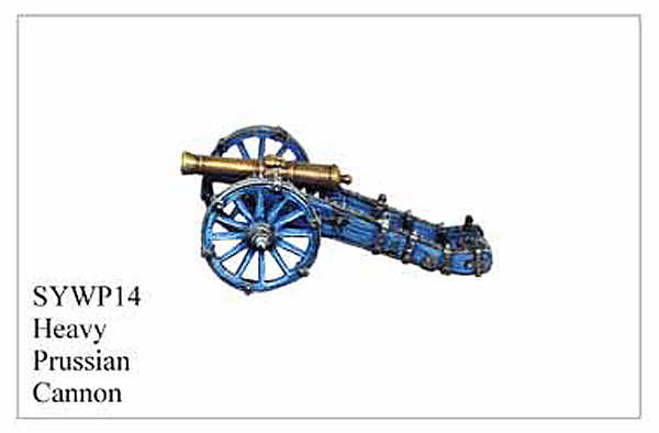 SYWP014 - Prussian Heavy Cannon