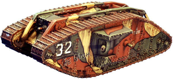 BSGWBTM - British Mark IV Male Tank