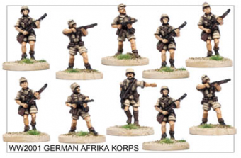 WW220001 - German Afrika Korps