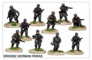 WW220002 - German Paras