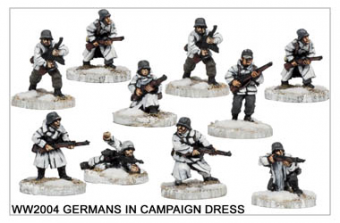 WW220004 - Germans in Campaign Dress