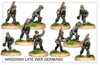 WW220005 - Late War Germans